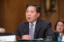 Full Committee Hearing - Hearing on the nominations of Christopher P. Lu for Deputy Secretary of Labor and Portia Y. Wu for Assistant Secretary of Labor for Employment and Training