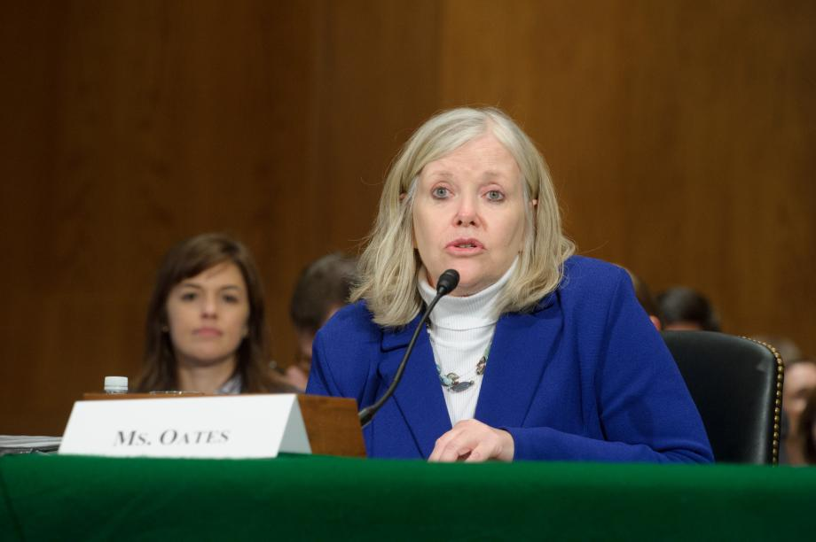 Jane Oates, Asst. Sec. of Labor